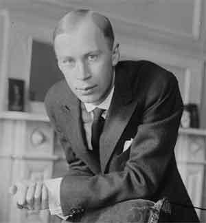 Sergej Prokofjev Russische Componist