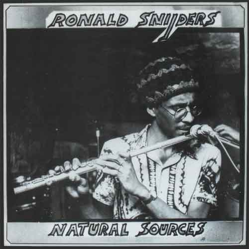Ronald Snijders Natural Sources LP uit 1977