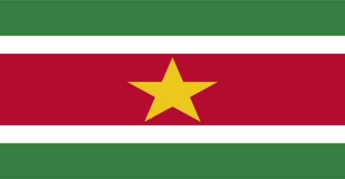 Surinaamse Zangers Zanger uit Suriname
