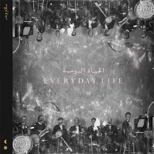 Coldplay Everyday Life LP Recensie