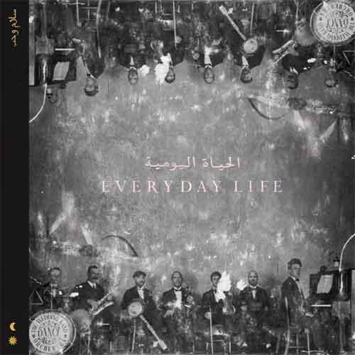 Coldplay Everyday Life LP Recensie