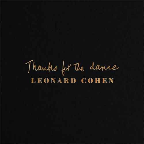 Leonard Cohen Thanks for the Dance LP Recensie