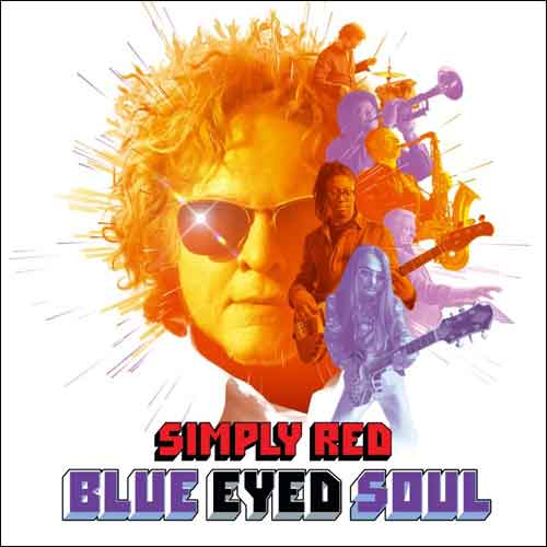Simply Red Blue Eyed Soul LP Recensie