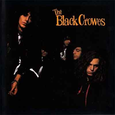 The Black Crowes Shake Your Money Maker LP Debuutalbum