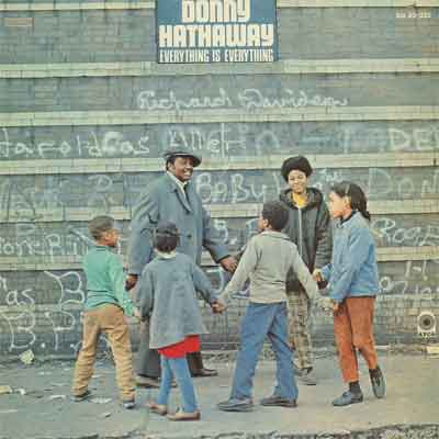Donny Hathaway Everything Is Everything LP Recensie