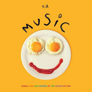 Sia Music Songs from and Inspired by the Motion Picture LP uit 2021